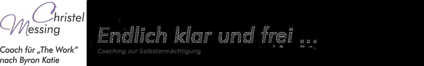 Endlich Klar und Frei - The Work in Bonn